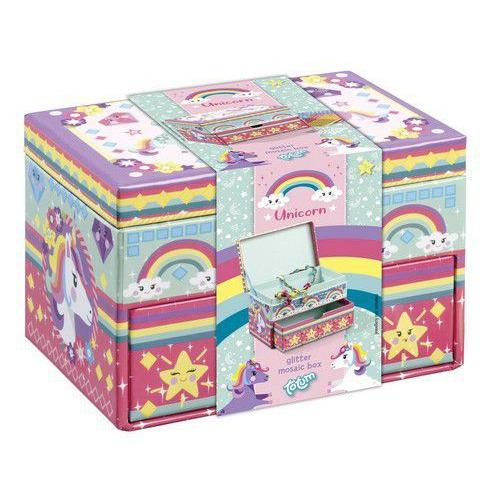 Totum kinder hobbyset Glam Mosaic Box 071544 15x10x10cm (04-20)