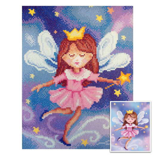 Craft Artist Diamond Art - Fairy Princess