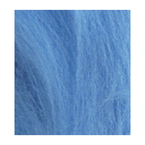 German merino wool extra thin, Lightblue