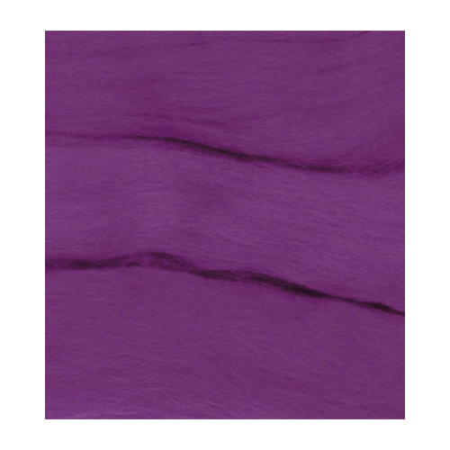 German merino wool, Lilas