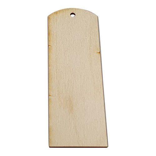 Houten Boekenlegger triplex 15cmx5cmx0,3cm