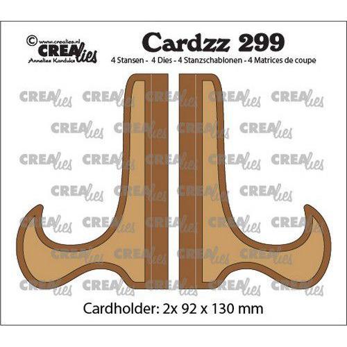 Crealies Cardzz kaartenstandaard CLCZ299 2x 92x130 mm (05-20)