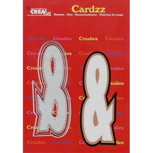 Crealies Cardzz letters & teken CLCZ427 max. 13 cm (05-20)