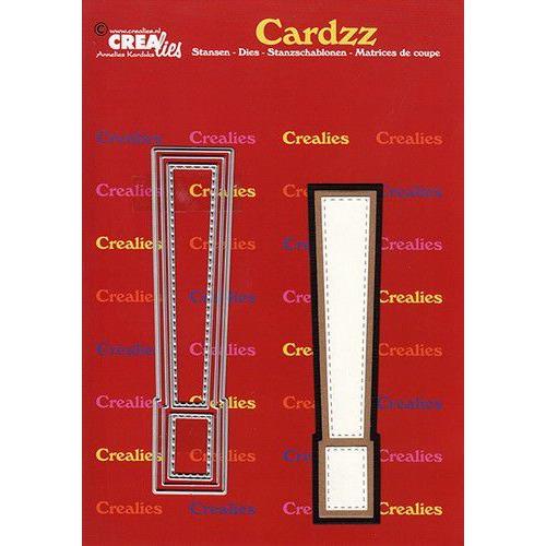 Crealies Cardzz letters Uitroepteken CLCZ428 max. 13 cm (05-20)