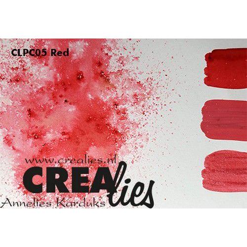 Crealies Pigment Colorzz poeder Rood CLPC05 (05-20)