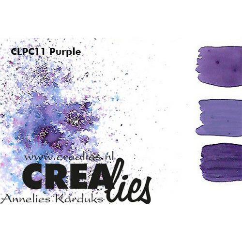 Crealies Pigment Colorzz poeder Paars CLPC11 (05-20)