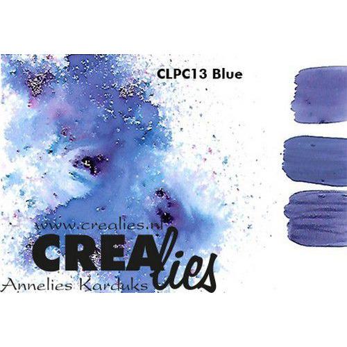 Crealies Pigment Colorzz poeder Blauw CLPC13 (05-20)