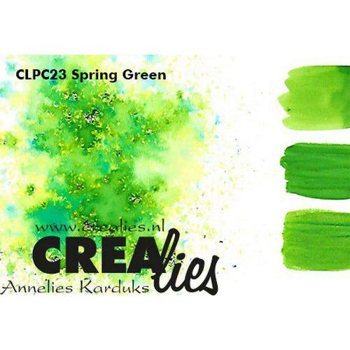 Crealies Pigment Colorzz poeder Lentegroen CLPC23 (05-20)