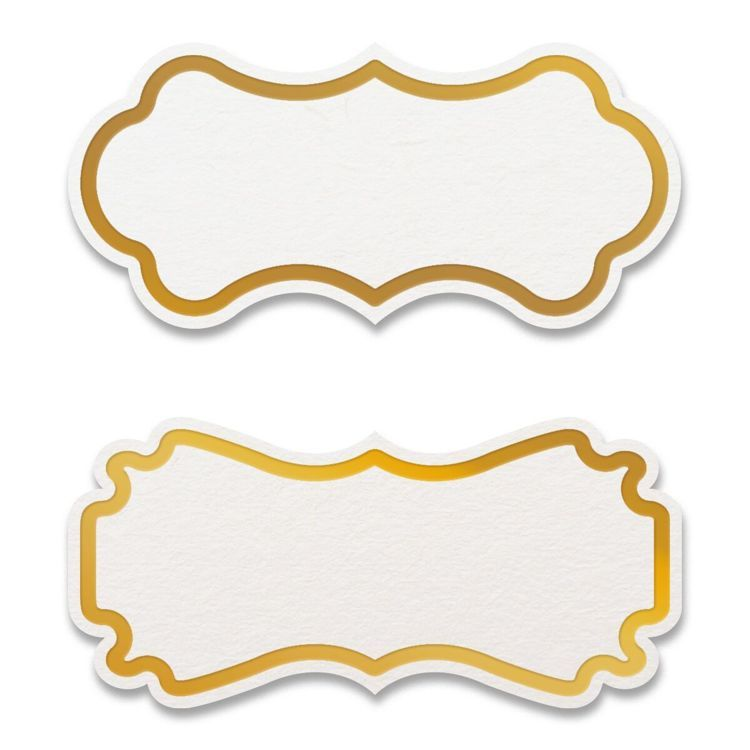 Lovely Tags Cut and Create Die Set (3pc)