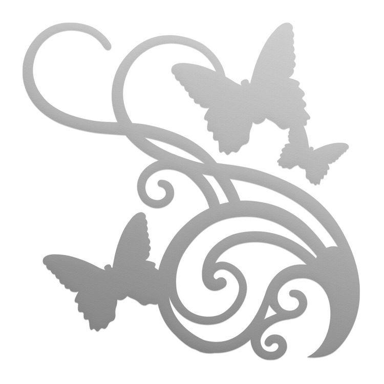 Butterfly Flourish Mini Die (1pc)