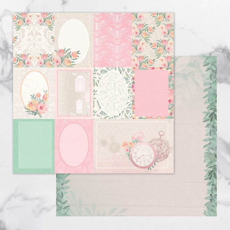 My Secret Love Double Sided Patterned Papers 10