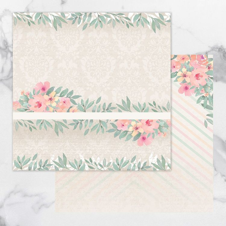 My Secret Love Double Sided Patterned Papers 8