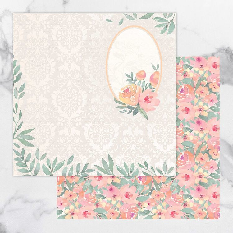 My Secret Love Double Sided Patterned Papers 7