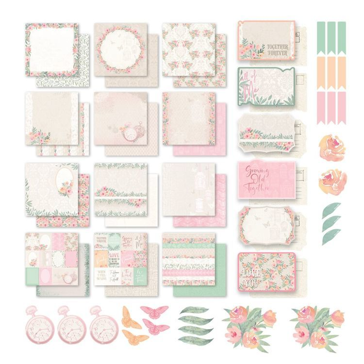 My Secret Love 12 x 12 Collection Pack