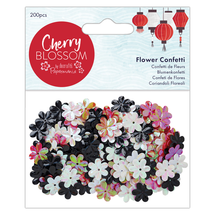 Flower Confetti (200pcs) - Cherry Blossom