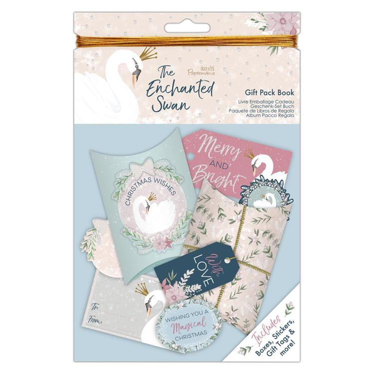 Gift Pack Book - The Enchanted Swan