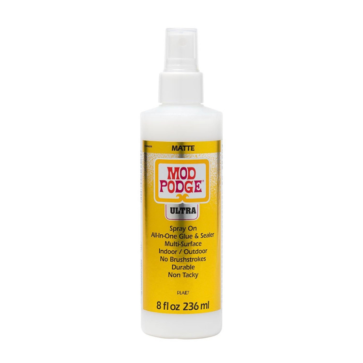 Mod Podge - Spray ultra matte 236ml
