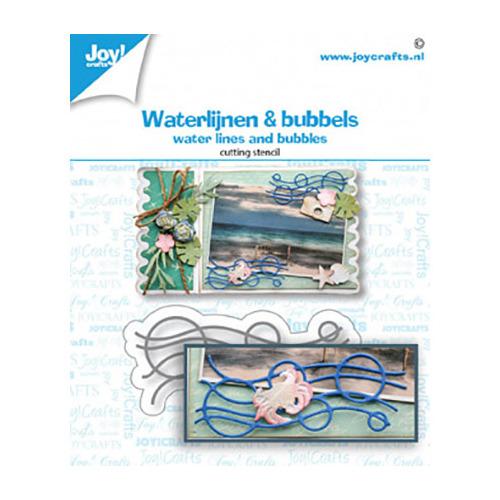 Waterlijnen en Bubbels