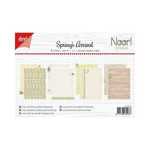 Noor - Design - Spring's Arrival