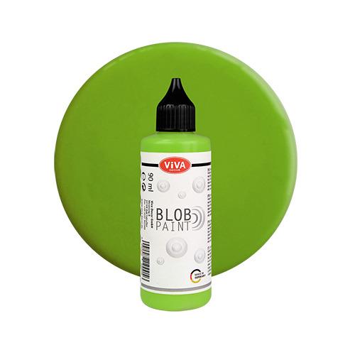 Blob Paint, Hellgrün