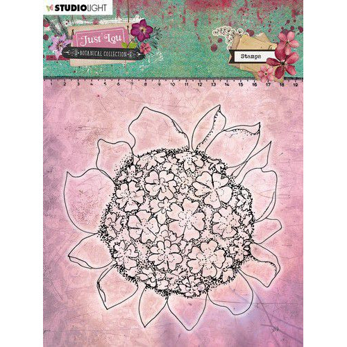 Studio Light Clear Stamp 11x11cm Just Lou Botanical Collection nr.06 STAMPJL06 (06-20)