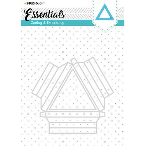 Studio Light Embossing Big Frame Dies Essentials nr.294 STENCILSL294 (06-20)
