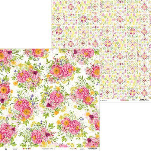 Piatek13 - Paper The Four Seasons - Summer 02 P13-SUM-02 12x12 (06-20)