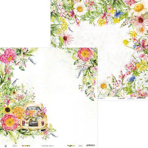 Piatek13 - Paper The Four Seasons - Summer 04 P13-SUM-04 12x12 (06-20)