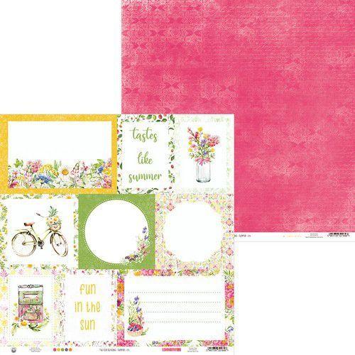 Piatek13 - Paper The Four Seasons - Summer 05 P13-SUM-05 12x12 (06-20)