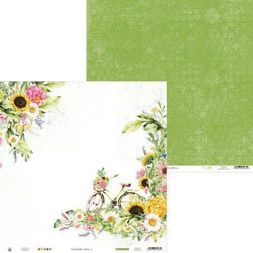 Piatek13 - Paper The Four Seasons - Summer 06 P13-SUM-06 12x12 (06-20)