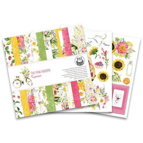 Piatek13 - Paper pad The Four Seasons - Summer 6x6 P13-SUM-09 6x6 (06-20)