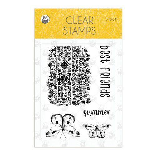 Piatek13 - Clear stamp set The Four Seasons - Summer P13-SUM-30 (06-20)