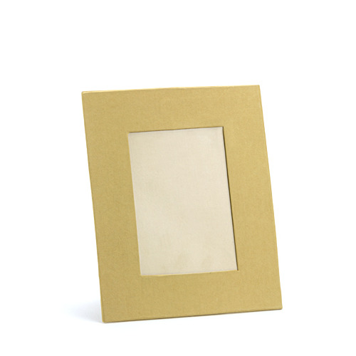 Carton Picture Frame, Medium