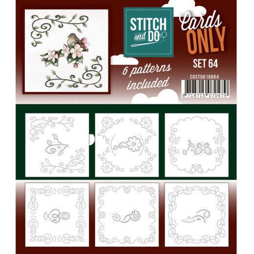 Cards Only Stitch 4K - 64