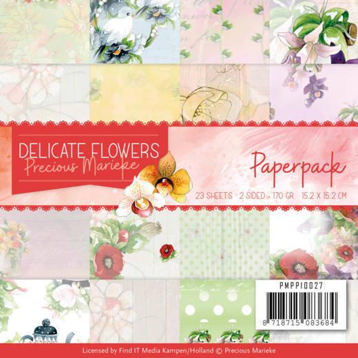 Paperpack - Precious Marieke Delicate Flowers