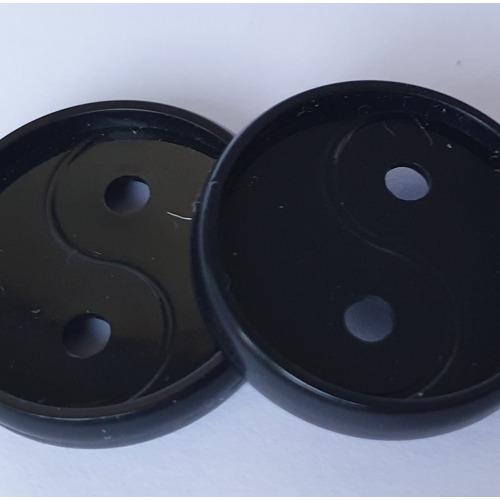 2 Connect discs 12x Black