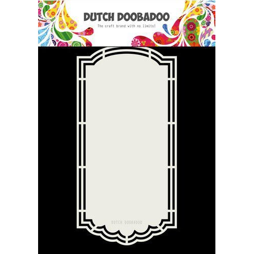Dutch Doobadoo Dutch Shape Art Scallop tag 470.713.189 (05-20)