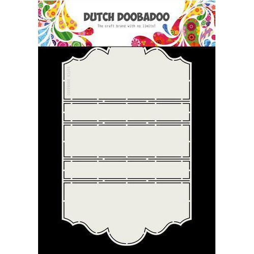 Dutch Doobadoo Card Art A4 Iris 470.713.783 (05-20)
