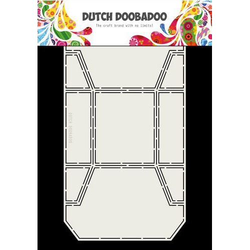 Dutch Doobadoo Card Art A4 Tri Shutter 470.713.784 (05-20)