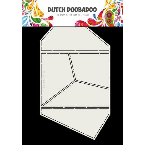 Dutch Doobadoo Card Art A4 Patchwork 470.713.786 (05-20)