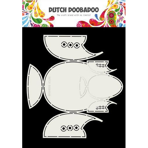 Dutch Doobadoo Card Art Babyschoentjes 2 set 470.713.787 (05-20)