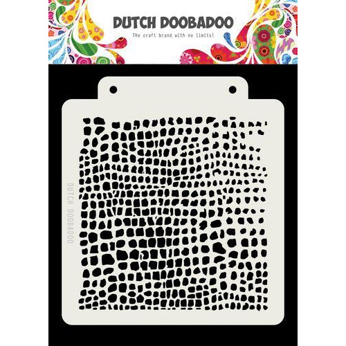 Dutch Doobadoo Dutch Mask Krokodil 163x148 470.715.156 (06-20)