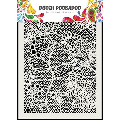 Dutch Doobadoo Dutch Mask Zentangle A5 470.715.158 (06-20)