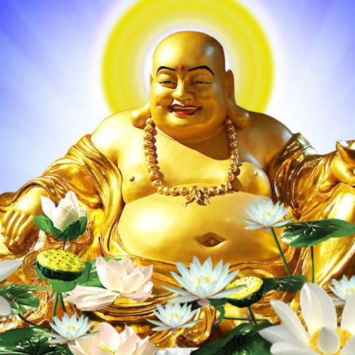 Diamond Painting buddha fat