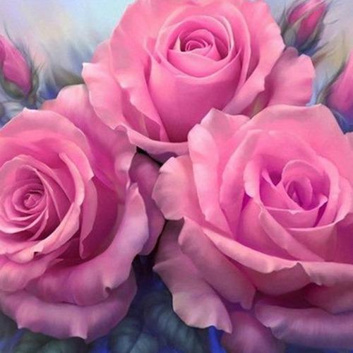 Diamond Painting rose roses