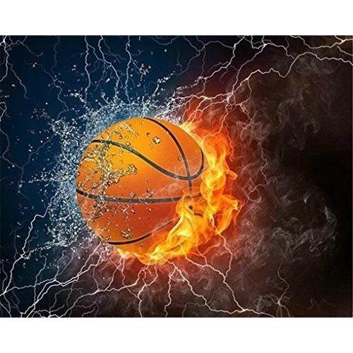 Diamond Painting Basketball