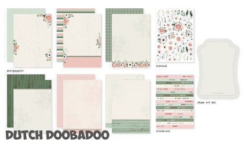 Dutch Doobadoo Alison Set 472.100.002 (06-20)