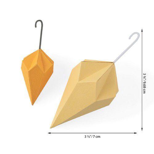 Sizzix Thinlits Die Set - Geometric Ornament 2PK 664466 Jen Long (07-20)