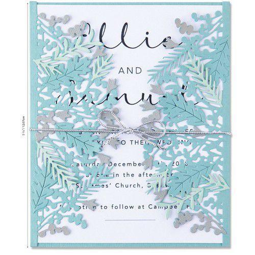 Sizzix Thinlits Die Set - Foliage Wrap 7PK 664585 Olivia Rose (07-20)