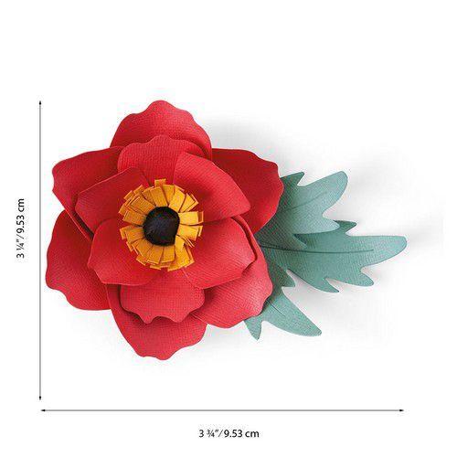 Sizzix Bigz Die - Anemone Flower by 664591 Alexis Trimble (07-20)